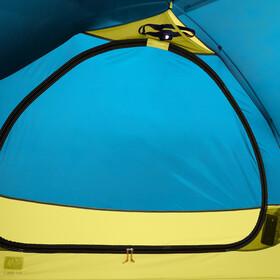 The North Face Talus Eco 2 Tienda de Campaña, stinger yellow/meridian blue